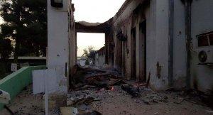 ABD: Hastane bombalama Savaş suçu sayılmaz