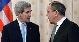 Lavrov ve ABD'li mevkidaşı Kerry, Suriye'nin çözümü için görüştü