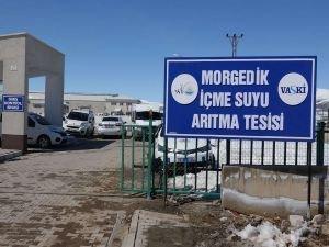Van'ın Erciş ilçesine 36 milyon TL'lik içme suyu yatırımı