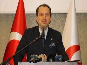 """Fatih Erbakan: """"Aşılama vaka artışlarını ve ölümleri engelleyemiyor"""""""