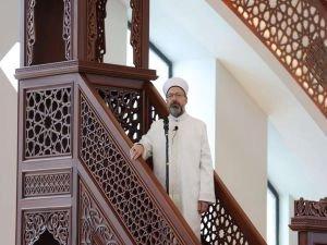"""Camilerde """"Müslüman İşini Sağlam Ve Güzel Yapar"""" konusu işlenecek"""