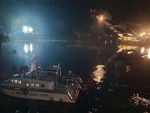 Bangladeş'te tekne alabora oldu: 15 ölü
