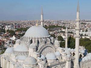 Mimar Sinan 9 Nisan Mimarlar Günü'nde İstanbul'da anılacak