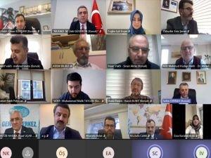 Türkiye Maarif Vakfı Türkiye'deki Sivil Toplum Kuruluşlarıyla bir araya geldi