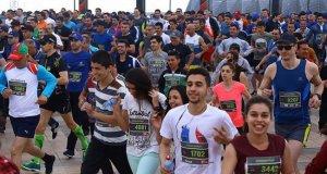 Kimsesiz çocuklar yararına maraton düzenlendi