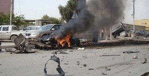 Bomba yüklü araçla saldırı: 11 ölü