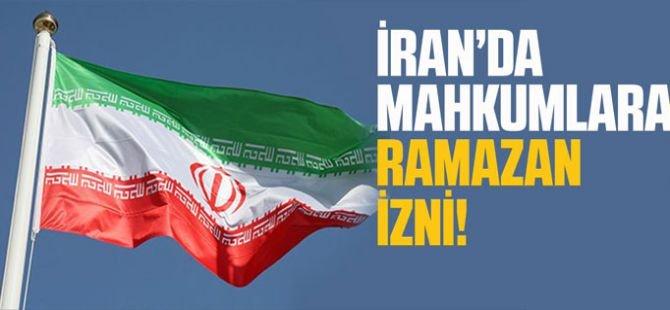 """İran'da mahkûmlara """"Ramazan ayı"""" izni"""