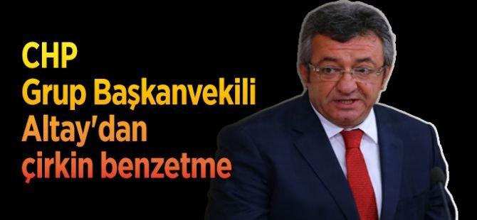 CHP Grup Başkanvekili Altay'dan Cumhurbaşkanı Erdoğan'a yönelik Menderes benzetmesi