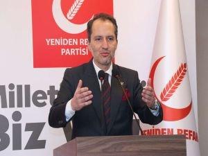 """Fatih Erbakan'dan """"Tunus"""" açıklaması: Darbenin arkasında dış güçler var!"""