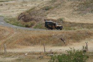 Gaziantep Hudut Karakolu bölgesinde sessizlik