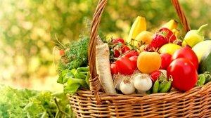 Yaz sebzesi ile Protein depolayın