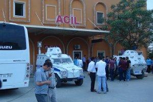 Mardin'in Kızıltepe ilçesinde silahlı kavga 1 ölü 3 yaralı