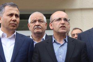 Başbakan Yardımcısı Şimşek, Gaziantep'te