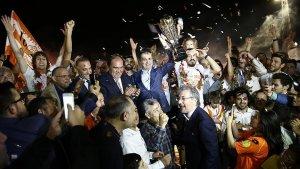 Adanaspor'un şampiyonluk coşkusu