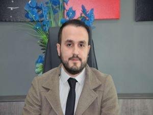 Deva Partisi Kayapınar İlçe Başkanı görevinden istifa etti
