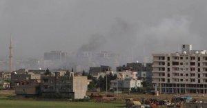 Nusaybin'de patlama ve silah sesleri yükseldi