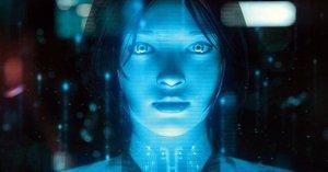 Cortana Microsoft Hapsinde