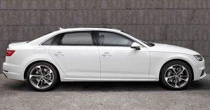 Audi A4'e Uzun Şasi
