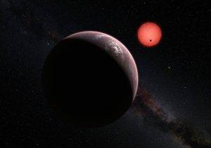 Jüpiter'den 4 kat büyük 3 yıldızlı gezegen keşfedildi