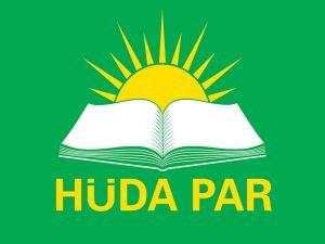 HÜDA PAR'dan Mirac Kandili mesajı