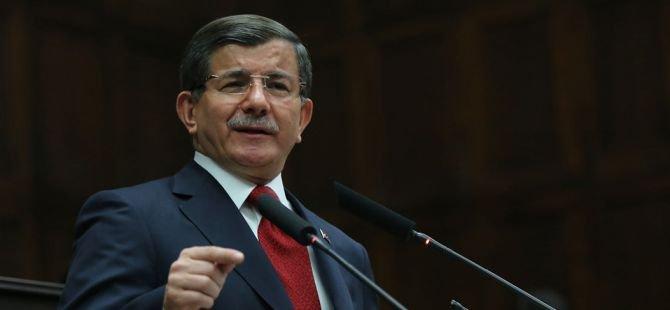 """Başbakan Davutoğlu:""""Türkiye'ye yakışan özgürlükçü anayasa sözünü yerine getireceğiz"""""""
