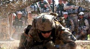 Irak'ta bir ABD askeri öldürüldü