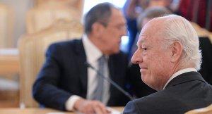 Lavrov: Türkiye-Suriye sınırı acilen kapatılmalı