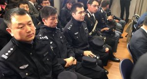Çin polisi İtalya'da görev alacak