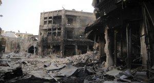 Halep'te hastaneye saldırı: 10 ölü