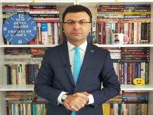 """Gündüz: """"Siyasi cinayetler CHP'nin uzmanlık alanı"""""""