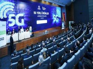 5G Teknolojisinde Yerli ve Milli Ürünler Geliştirilecek