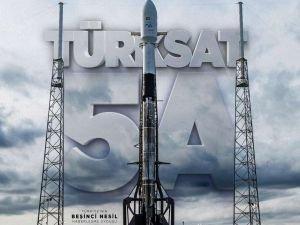 Türksat 5A haberleşme uydusu bugün hizmete başlıyor