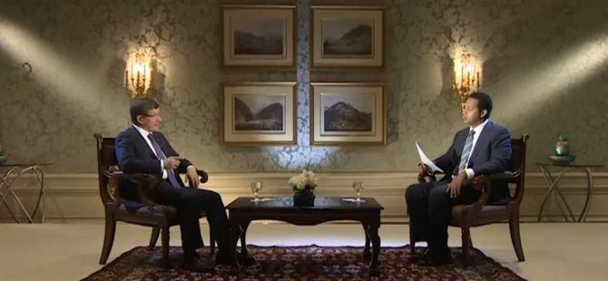 Başbakan Davutoğlu'ndan El Cezire'ye önemli açıklamalar