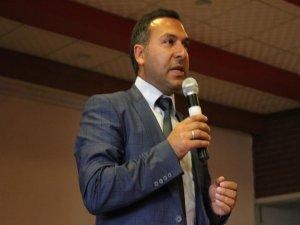 Şırnak'ın Silopi İlçesin'de mikro kredi semineri
