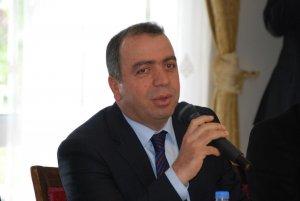 Diyarbakır Emniyet Müdürü Kahvaltıda Basınla bir araya geldi