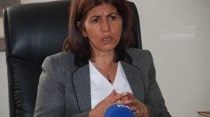 Eski DBP Diyarbakır il başkanı Zübeyde Zümrüt tutuklandı