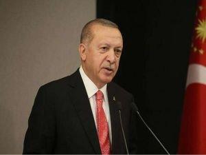 """Cumhurbaşkanı Erdoğan'dan """"Orman yangınları"""" açıklaması"""