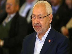 """Gannuşi: Cumhurbaşkanı Said'in kararlarına karşı """"ulusal cephe"""" oluşturacağız"""