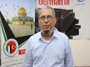 Filistin Vakfı Başkanı Ararawi: Yetimler Vakfı Filistin'de yardım çalışmalarına ciddi katkı sunuyor
