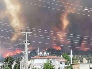 3 ilde aynı anda çıkan orman yangını sabotaj mı?