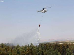 Bakan Pakdemirli: 85 orman yangınının 74'ü kontrol altına alındı