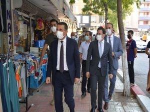 Vaka sayılarının hızla artığı Siirt'te kısıtlamalar geri gelebilir