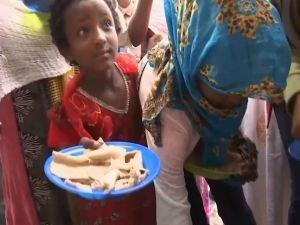 Etiyopya'da insani durum kötüleşiyor