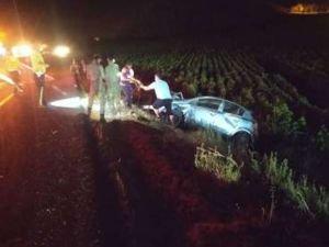 Diyarbakır'da feci trafik kazası