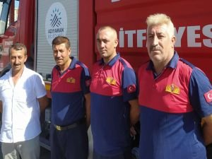Adıyaman'dan Manavgat ve Osmaniye yangınlarına söndürme desteği