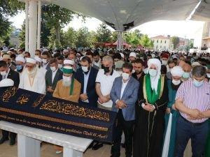 Nimetullah Hoca ebediyete uğurlandı