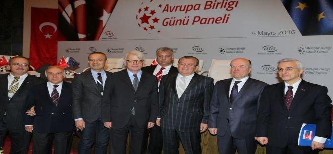 ATO'dan AB Günü Paneli