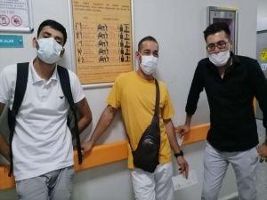 Türkmenistanlı grubun polis tarafından darp edildiği iddiası