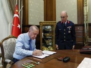 YAŞ kararları açıklandı: Kara Kuvvetleri Komutanı değişti