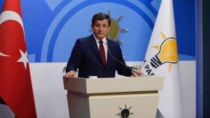 Başbakan Davutoğlu aday değilim!